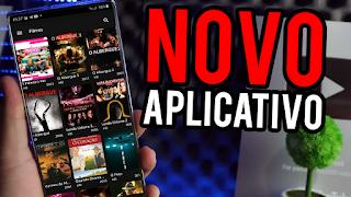 Cine Quarentena – Novo aplicativo de entretenimento para android de 2021