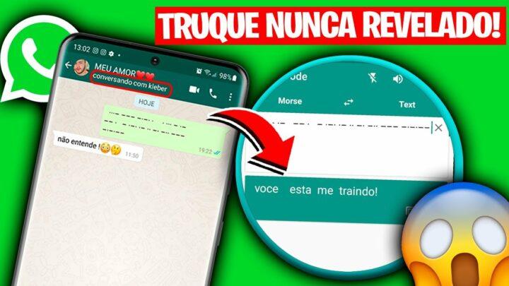 Yansa – Truque do whatsapp para saber quando a pessoa está online