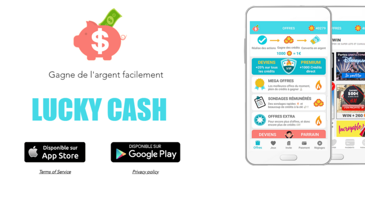 LuckyCash – Novo Aplicativo Para Ter Um Renda Extra – 2021